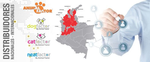 distribuidor animal factor3