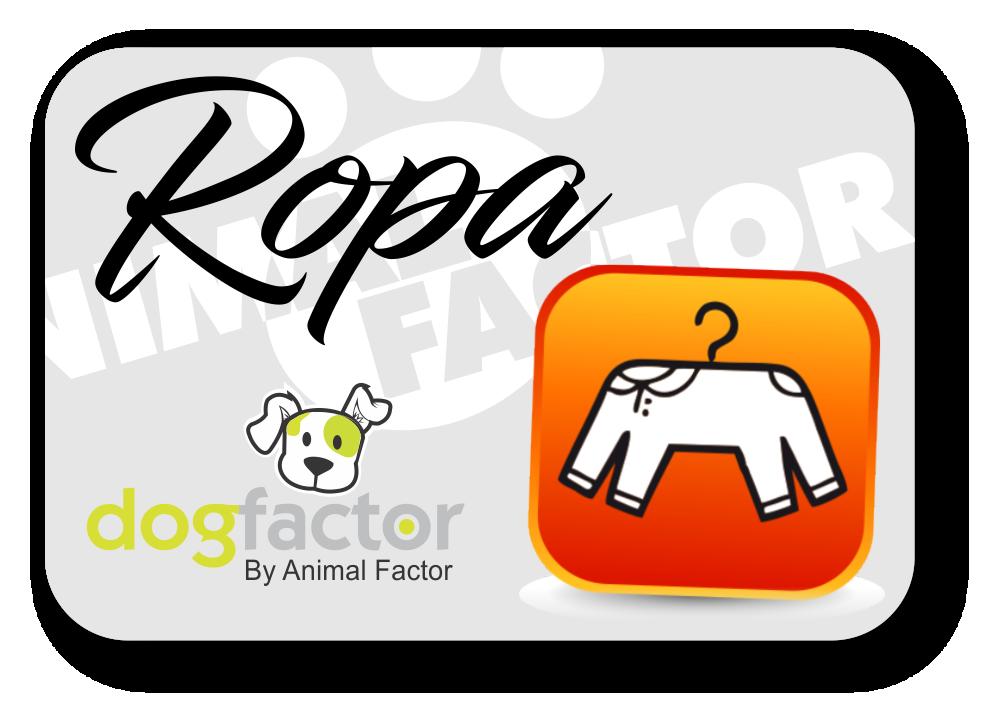 ROPA PARA PERROS ANIMAL FACTOR